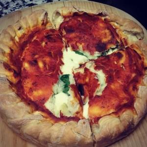 pizza stuffed
